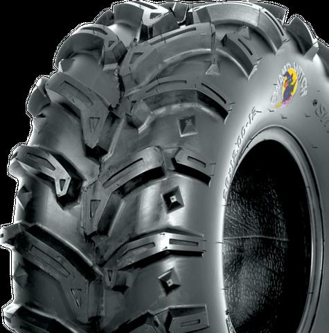 26/12-12 6PR/58F TL Deestone D932 Swamp Witch Directional ATV Tyre (26/1200-12)