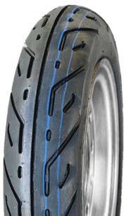 300-10 (80/90-10) 4PR/42L TL Goodtime V9937 Road Directional Scooter Tyre
