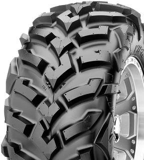 25/8R12 (205/80R12) 6PR TL Maxxis MU15 Vipr Front Radial ATV Tyre (25/8-12)