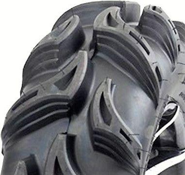 27/9-14 6PR/49F TL Forerunner Vulcan Directional ATV Tyre - 35mm Tread Depth