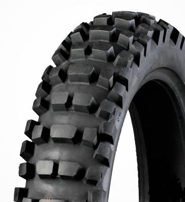 BUNDLE (3x) - 100/100-17 (410-17) 58M TT Kuma K531 Knobby Motorcycle Tyres