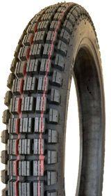 275-17 4PR/41P TT Goodtime V9962 Postal Service Front / Rear Motorcycle Tyre