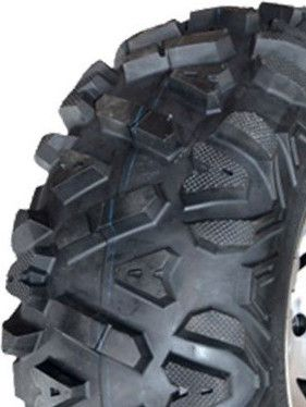 26/12-12 6PR/58F TL Forerunner Knight Utility Grip ATV Tyre (26/1200-12)