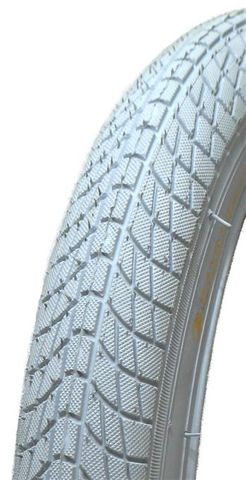 12½ x 2¼ TT CST C628 Universal Grey Wheelchair / Turf Tyre (12.5x2.25)