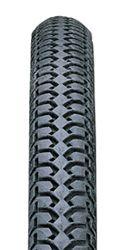 24x1-3/8 (37-540) TT Innova IA2202 Road Grey Wheelchair Tyre
