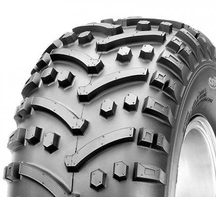 25/10-12 (255/65-12) 2PR/38J TL CST C828 Directional Rear ATV Tyre