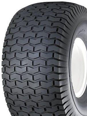 15/600-6 (150/70-6) 2PR/45A4 TL Carlisle Turf Saver Chevron Turf Tyre