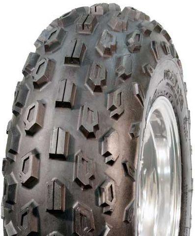 18/7R7 2PR TL Duro HF277 Thrasher Knobbly Front Steer Radial ATV Tyre (18/7-7)