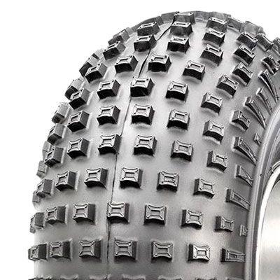 25/12-9 2PR TL C829 CST Knobbly ATV Tyre