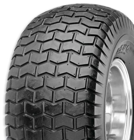 "ASSEMBLY - 8""x4¾"" Plastic Rim, 2"" Bore, 16/750-8 4PR HF224 Turf Tyre, ¾"" FBrgs"