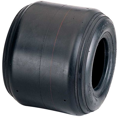 11/710-5 4PR TL HF242 Duro Excelerator Smooth (Slick) Racing Tyre