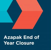 Azapak 2018 EOY Closure