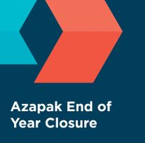 Azapak 2016 EOY Closure