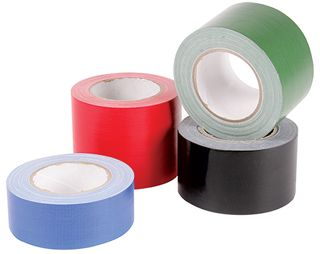 CLOTH & DUCT TAPE