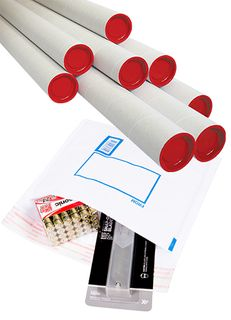 MAILING BAGS & TUBES