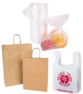RETAIL CARRY BAGS