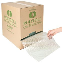 Bubble Film Refill Roll 375mmx50m; Perforated