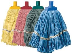 Mop Head Duraclean Round 350gram RED