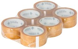 PACKAGING TAPE- HANDY 6 PACK