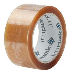 Packaging Tape Impak® 820 48mmx75m Clear