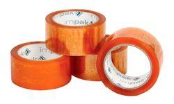 Packaging Tape Impak® 840 H/Duty 50mmx66m Clear