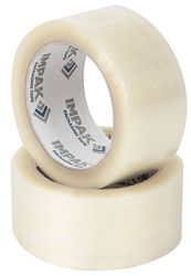 Packaging Tape Impak 805 48mmx75m Clear
