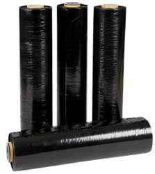 Stretchwrap Impak Plus 500mmx330m Black