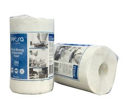 Kitchen Towel Veora Everyday 2ply 200sheets 12rls