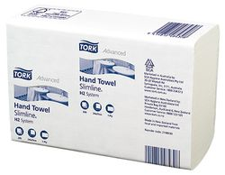 Hand Towel Tork® H2 Advanced 185shtx21pks