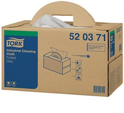 Tork 520 Wiper Folded Handy Box Grey 280/ctn