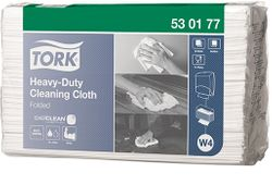 Tork 530 Wiper Folded White 100x5pks