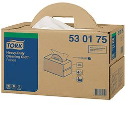 Tork 530 Wiper Folded Handy Box White 120/ctn