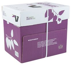 Copy Paper Victory A4 White 80gsm (500sheets)