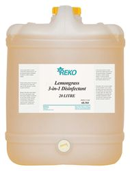 REKO Lemon Grass 3 in 1 20L