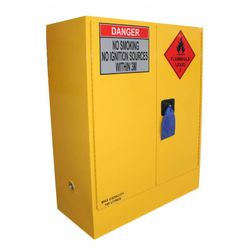 Safety Cabinet Flammable Goods 160l
