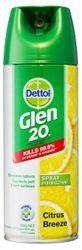 Glen 20 Citrus Breeze 300gr
