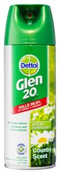 Glen 20 Disinfectant Spray Country Scent 300g