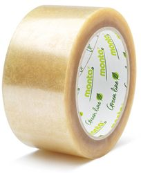 COMPOSTABLE HAND TEARABLE PACKAGING TAPE