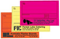 CUSTOM PRINTED DESPATCH LABELS