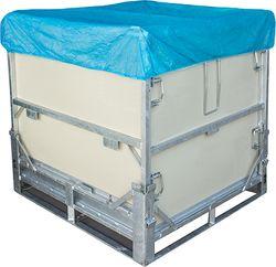 Waterproof Elastic Pallet Cover Blue 50/ctn