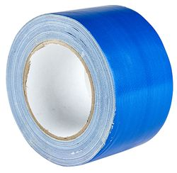 Cloth Tape Superior 72mmx25m Blue