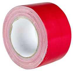 Cloth Tape Superior 72mmx25m Red