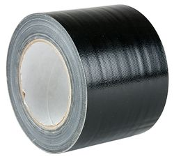 Cloth Tape Superior 96mmx25m Black