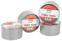 PVC Duct Tape 48mmx30m HD Silver