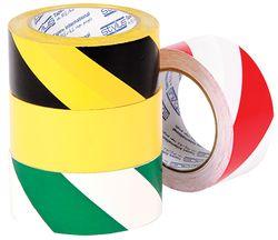 Floor Marking Tape 48mmx33m Red/White