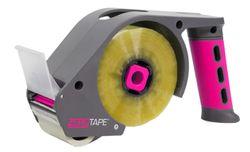 Packaging Tape Dispenser ZeroTape® Pink