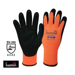 Glove Modina® Orange Acylic Thermal X Lge