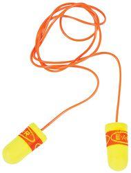 Earplugs EARsoft Yellow SuperFit Corded REG (200prs)