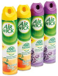 Airfreshener Spray Sparkling Citrus 237g