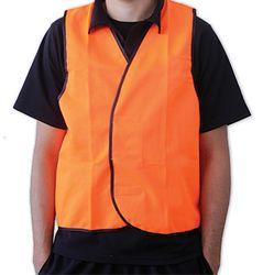 Safety Vest Day Time Orange X Large